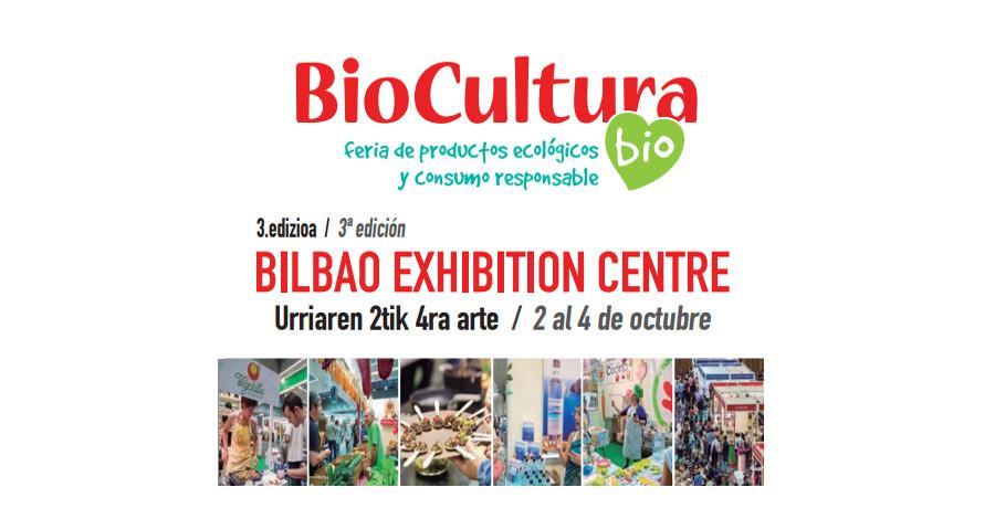 Feria BioCultura Bilbao 2015