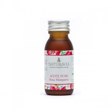 Aceite puro de rosa mosqueta bio