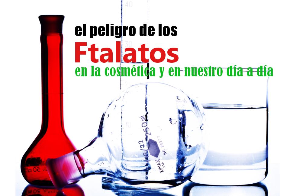 ftalatos cosmetica